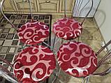 Чехлы на круглые стулья, фото 2