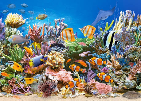 Пазлы Подводный мир на 260 элементов, фото 2