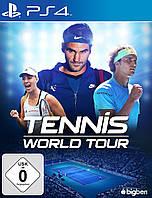 World Tennis Tour (Тижневий прокат запису)