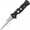 Нож складной Cold Steel Counter Point I (длина: 225мм, лезвие: 102мм), черный