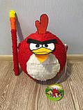 Піньята - Angry Birds Енгрі Бердс. Є розміри. Медаль в ПОДАРУНОК ., фото 4