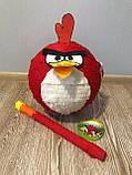 Піньята - Angry Birds Енгрі Бердс. Є розміри. Медаль в ПОДАРУНОК ., фото 5