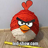 Піньята - Angry Birds Енгрі Бердс. Є розміри. Медаль в ПОДАРУНОК ., фото 3
