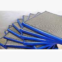 Коврик для дезинфекции обуви (Дезковрик) «Эконом» 100х100х3 см