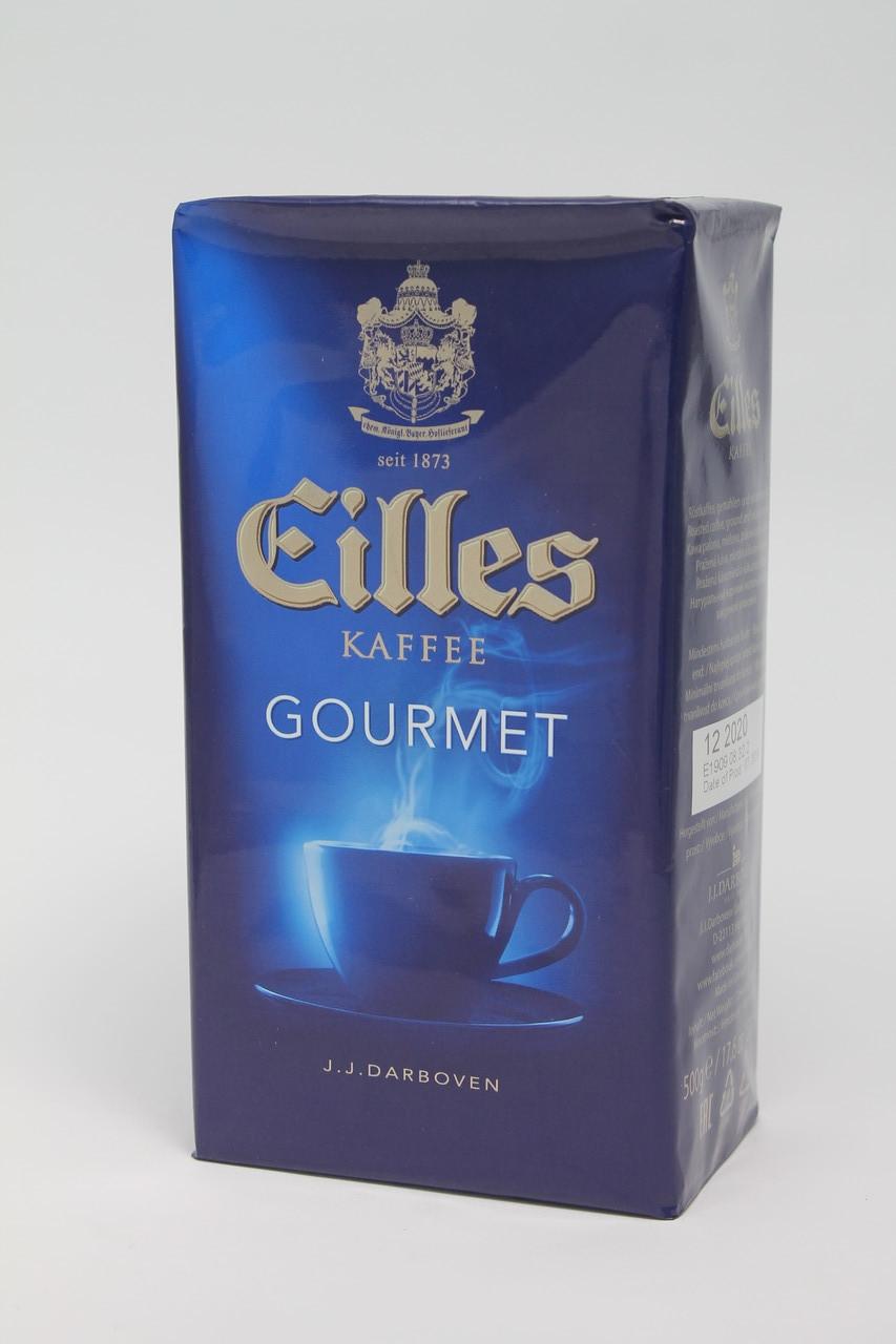 Кофе Молотый 500 гр  EILLES Gourmet Cafe 100% Арабика