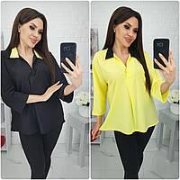 Блузка жіноча норма і Батал ск121, фото 1
