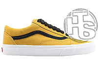 Мужские кеды Vans Old Skool Yellow/Black VN0A38G1R0Y