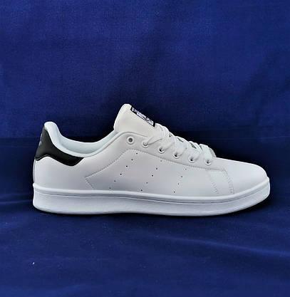 Кросівки ADIDAS Stan Smith Білі Жіночі Адідас (розміри: 36,37,38,39,40,41) Відео Огляд, фото 2