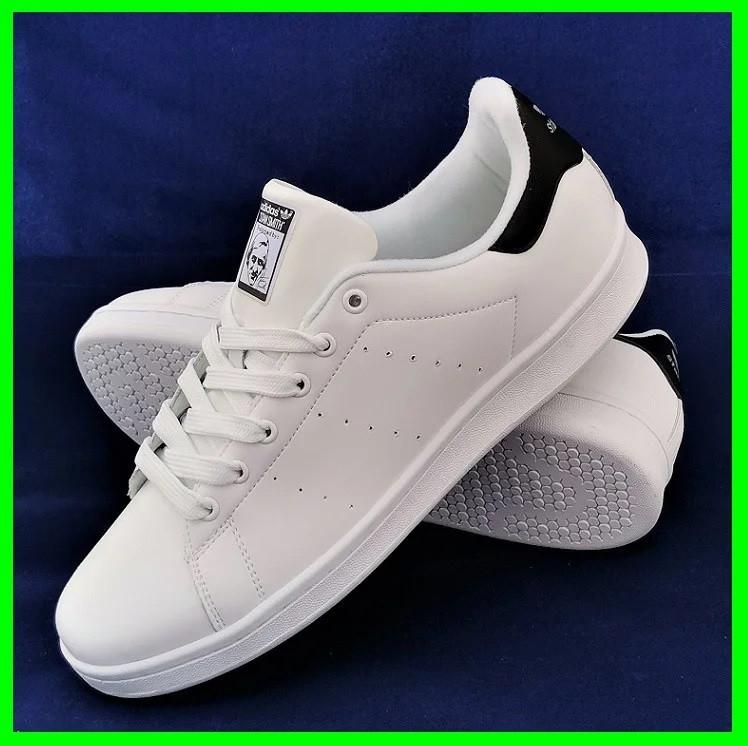 Кросівки ADIDAS Stan Smith Білі Жіночі Адідас (розміри: 36,37,38,39,40,41) Відео Огляд