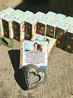 Кусковой Шампунь с целебным Черным тмином 50 г - для всех типов волос. Удобный - мужчинам для тела и волос:)