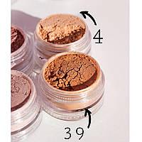 Минеральные тени Пески Сахары (тон 39) 5 мл - рассыпчатые из природных минералов, в палитре 54 оттенка!
