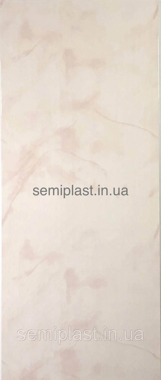 Панель пластиковая ПВХ Оникс Бежевый ON-06 250х6000х8 мм