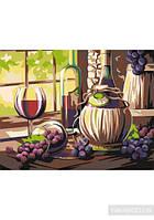 Акриловая живопись по номерам Роса Вино (4823086702011)