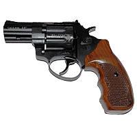 """Револьвер під патрон Флобера Stalker (2.5"""", 4.0 mm), ворон-коричневий, фото 1"""