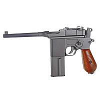 Пистолет пневматический SAS Маузер M712 Blowback (4.5мм)