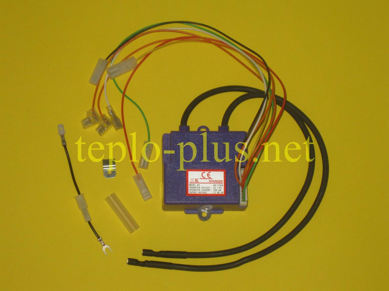 Блок (плата) контроля ионизации и розжига S649 Beretta Idrabagno 11 i, 14 i, 17 i