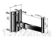 Настенное крепление для акустических систем Roxtone WSS001