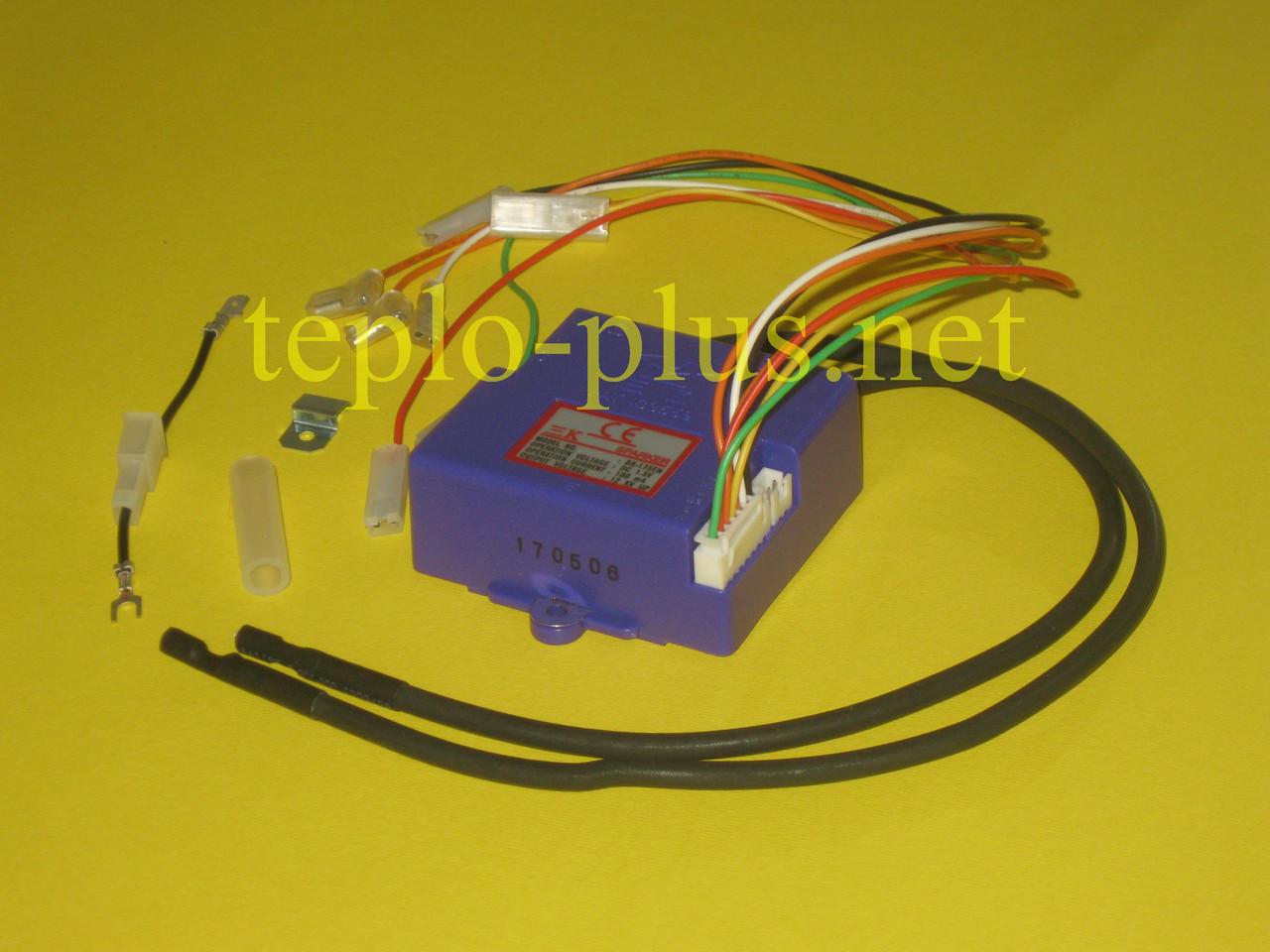 Блок (плата) контролю іонізації і розпалювання S649 Beretta Idrabagno 11 i, 14 i, 17 i, фото 2