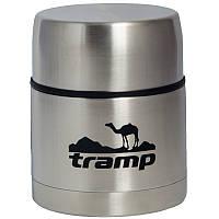 Термос для їжі Tramp Lite TRC-077 (0,5 л), сталевий, фото 1