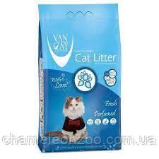 VanCat Fresh 10 кг наполнитель для туалета бентонитовый