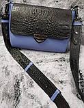 Сумка кожаная женская от производителя модель СК130, фото 5