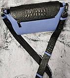 Сумка кожаная женская от производителя модель СК130, фото 4