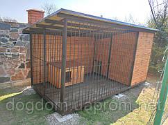 Вольеры и будки для собак. В наличии и под заказ. Киев