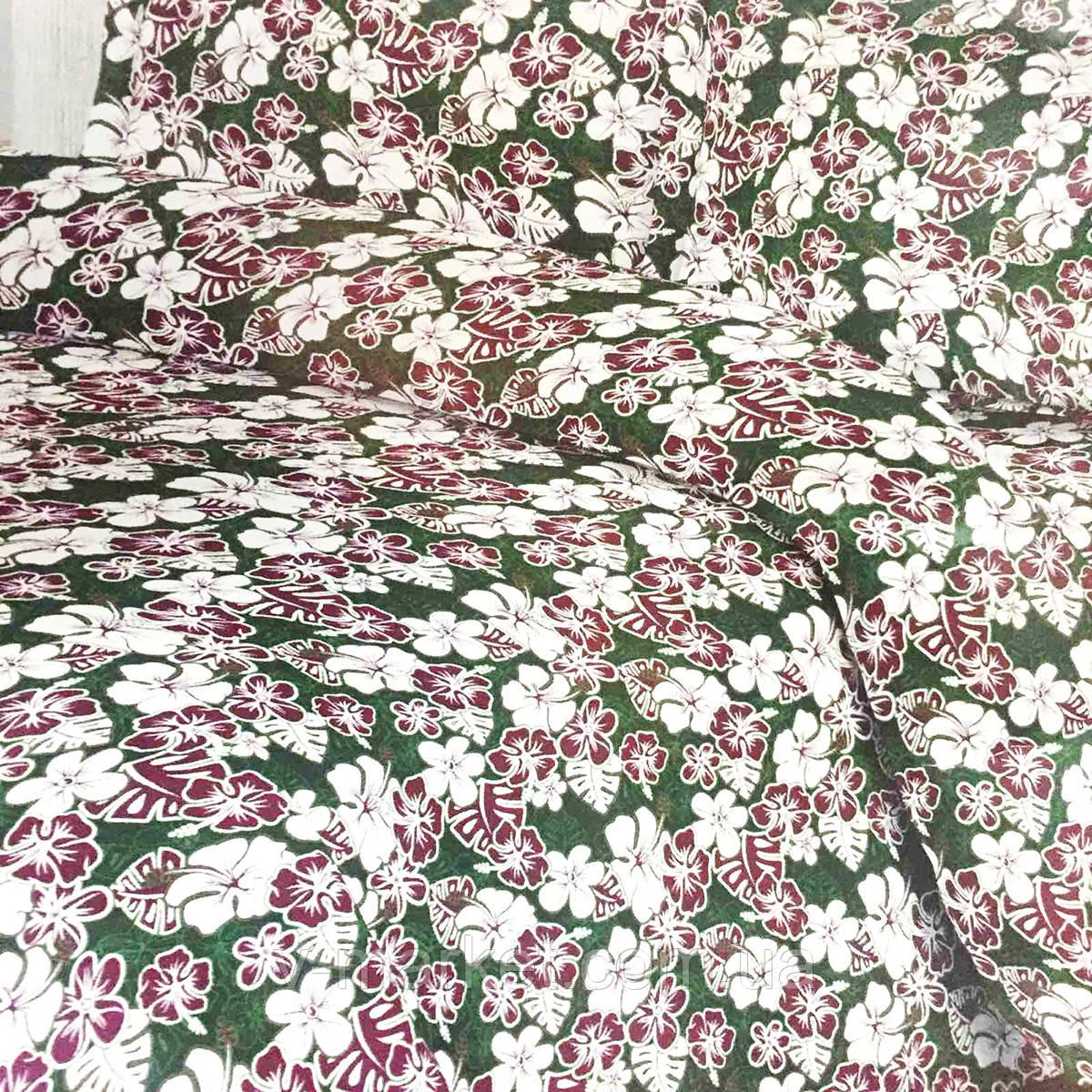 Постільна білизна бязева двоспальне 170/210, нав-ки 70/70, тканина бязь