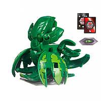 Игровой набор SB Bakugan Haos Krakelios Battle planet Ультра Бакуган Кракелиус Хаос 602-18 Зеленый