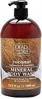 Гель для душу Dead Sea Collection з мінералами Мертвого моря й олією кокоса 1000 мл