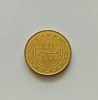 10 филсов Бахрейн 2010 г., фото 1