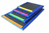 Коврик для дезинфекции обуви (Дезковрик) ХАССП (ISO,GMP) 100х100х3 см