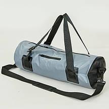 Водонепроницаемая сумка с плечевым ремнем 10л TY-0379-10 (PVC,цвета в ассортименте ), фото 2