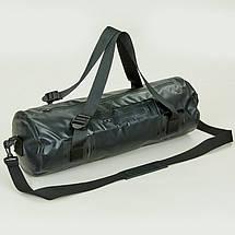 Водонепроницаемая сумка с плечевым ремнем 10л TY-0379-10 (PVC,цвета в ассортименте ), фото 3