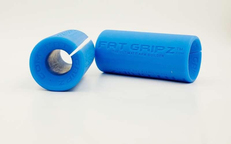 Расширитель грифа Manus Grip (2шт) TA-4249 (р-р 12,7х5,5см, синий, цена за 2шт)