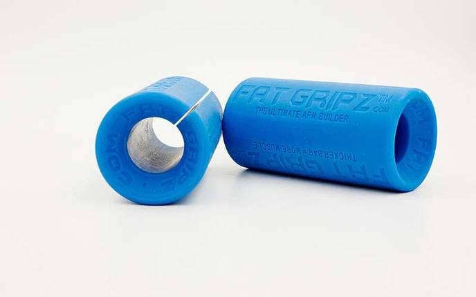 Расширитель грифа Manus Grip (2шт) TA-4438 (р-р 10х5см, синий, цена за 2шт), фото 2