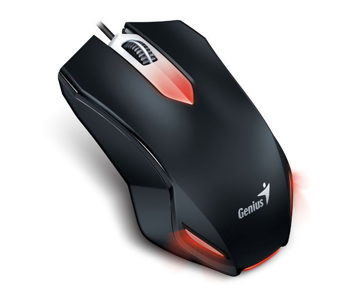 Мышь Genius X-G200 USB Gaming