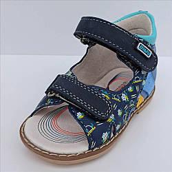 Ортопедичні сандалі, BiKi розміри: 24-25