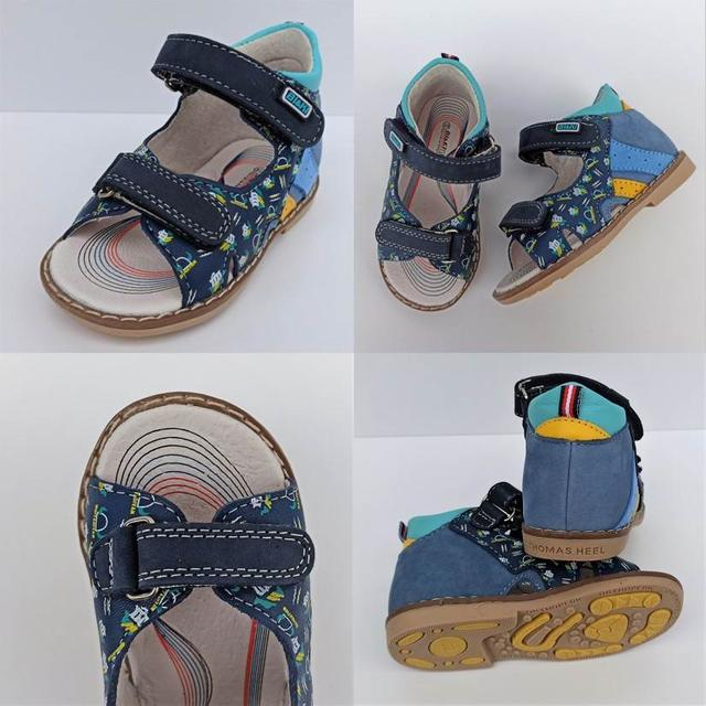 Ортопедичні сандалі, BiKii фото