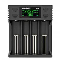 Зарядний пристрій для акумуляторів Liitokala Lii-S4