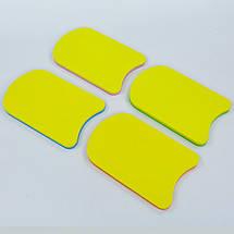 Доска для плавания EVA PL-8002CS (EVA, р-р 29x42x2,4см, цвета в ассортименте), фото 2