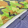 Коврик самонадувающийся с подушкой TY-0560 (полиэстер, размер 1,85мх0,5м, камуфляж), фото 4