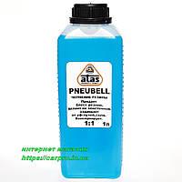 Полироль для шин, концентрированный очиститель, чернитель резины ATAS PNEUBELL 1л., фото 1