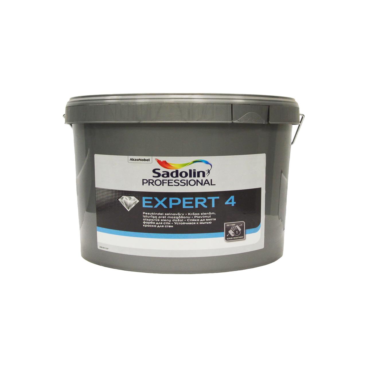 Sadolin Expert 4 Краска с эффектом бархата тонир. база BC