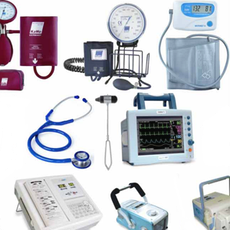 Медицинское оборудование и расходные материалы