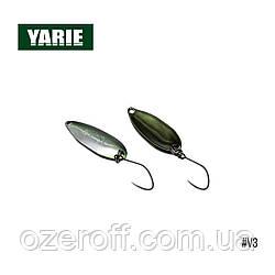 Блесна Yarie Jespa T-Surface 25mm 1.2g (V3)