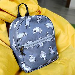 Рюкзак детский Light Енотики (RDL_20A003_SE)