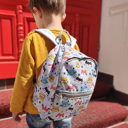 Рюкзак детский Light Котики (RDL_20A004_SE)