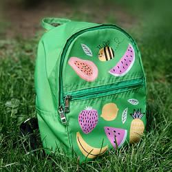 Рюкзак детский Light Фрукты (RDL_20A019_ZE)
