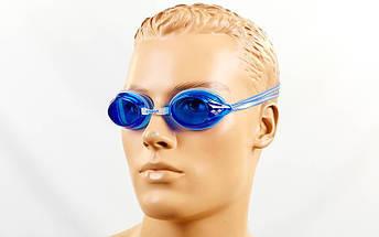Очки для плавания ARENA DRIVE 2 AR-92409 (поликарбонат, термопластичная резина, силикон, цвета в ассортименте), фото 2